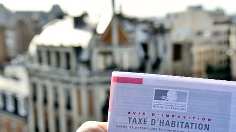Taxe d'habitation, illustration