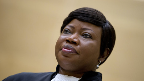 Le procureur de la CPI Fatou Bensouda
