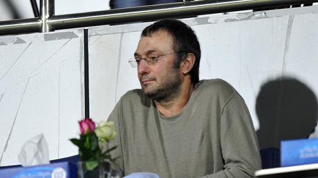 Souleïmane Kerimov est actuellement retenu par la police française