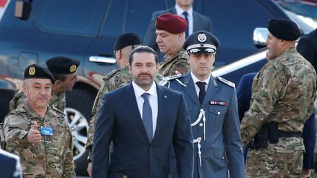 Saad Hariri, de retour au Liban