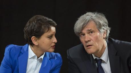 Complices d'hier, ennemis de demain ? Najat Vallaud-Belkacem et Stéphane Le Foll ont tous les deux été des proches de François Hollande durant le dernier quinquennat
