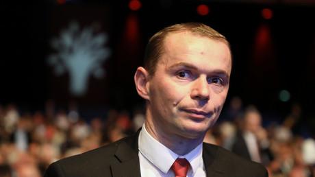 A peine nommé, le nouveau secrétaire d'Etat Olivier Dussopt a déjà ses casseroles