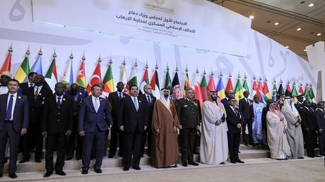 Le 26 novembre, l'Arabie saoudite a scellé la création d'une coalition antiterroriste composée de pays musulmans. L'Iran, la Syrie ou l'Irak n'en font pas partie