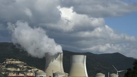 Centrale nucléaire de Cruas-Meysse (Ardèche)