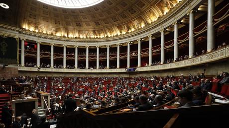 Séance du 29 novembre 2017 à l'Assemblée nationale