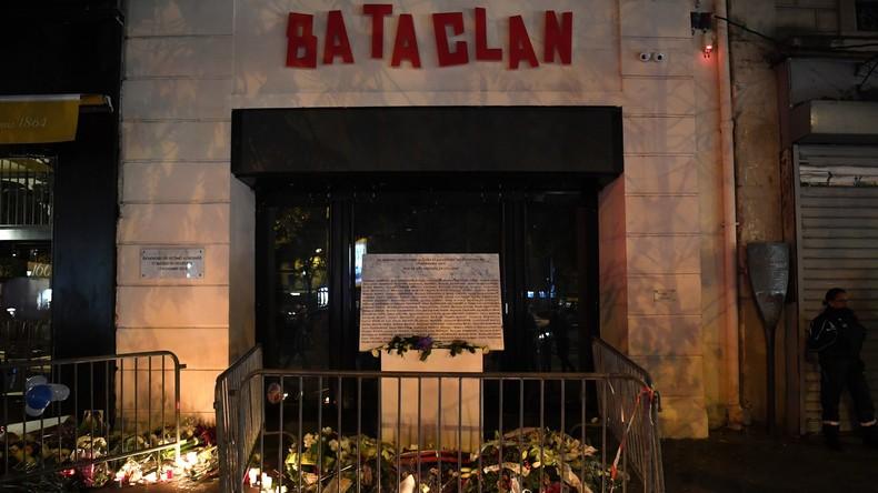 Un terroriste du 13 novembre au musée des martyrs — Berlin