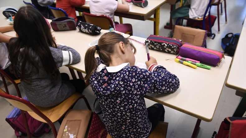 Le niveau de lecture des écoliers s'effondre, Jean-Michel Blanquer impose une dictée quotidienne