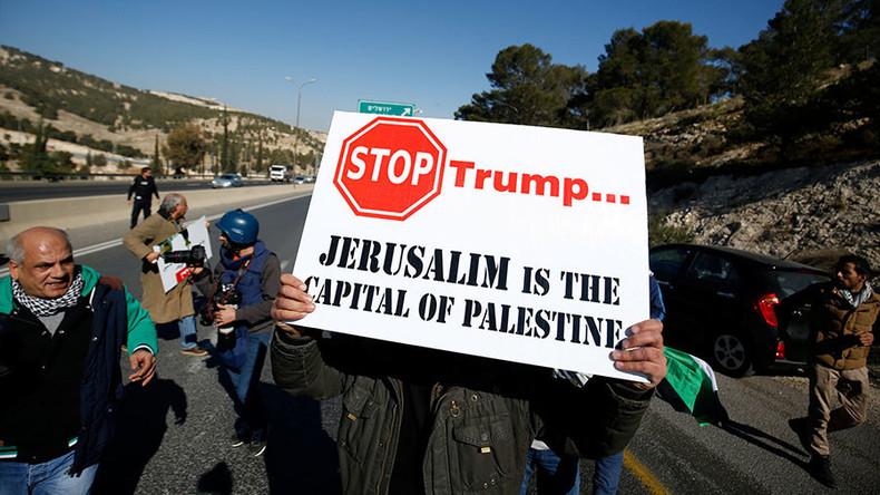 L'ambassade US à Jérusalem : diplomatie ou provocation ? Qu'en pensez-vous ? - Page 2 5a26c80a09fac268148b4567