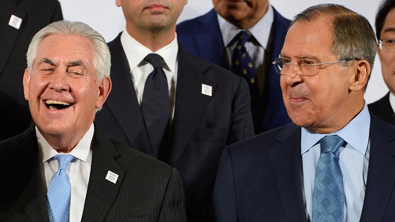 Selon Lavrov, Washington pense pouvoir régler le conflit israélo-palestinien «d'un seul coup»