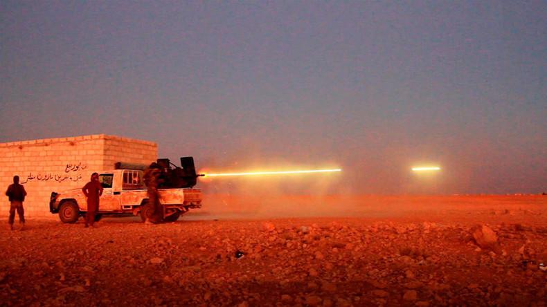 Comment des armes achetées par Washington ont fini deux mois plus tard chez Daesh