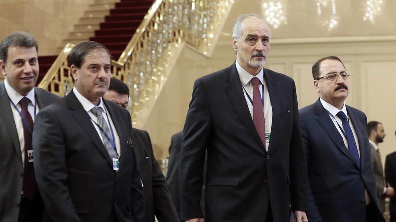 La Syrie enjoint les troupes américaines et turques à quitter le pays au plus vite