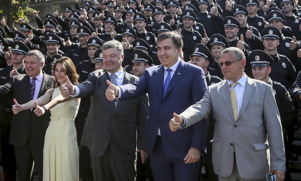 De président géorgien à opposant apatride en Ukraine : l'incroyable parcours de Saakachvili (VIDEOS)