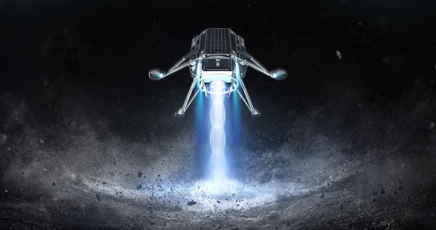 Levée de fonds : une société japonaise pulvérise le record de SpaceX et vise un alunissage en 2020