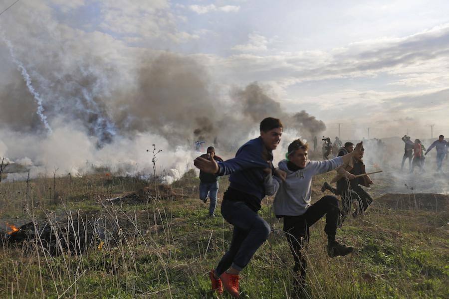 Nouveau «jour de rage» en Palestine : quatre manifestants tués et des dizaines de blessés (IMAGES)