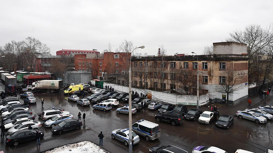 Moscou : une personne tuée dans une fusillade dans une usine