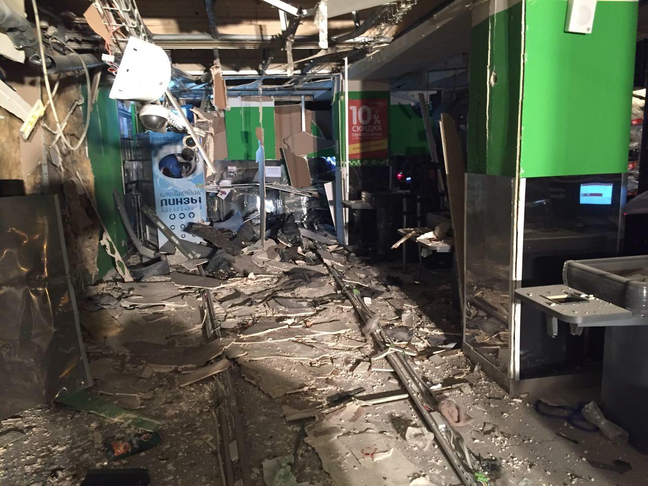 Russie : une explosion dans un supermarché à Saint-Pétersbourg fait 13 blessés (IMAGES)