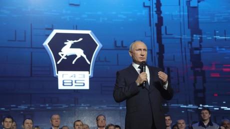 Vladimir Poutine : la Russie n'empêchera pas ses athlètes de concourir aux Jeux olympiques de 2018