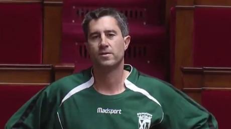 François Ruffin, indigné par le rappel à l'ordre du président de séance Hugues Renson