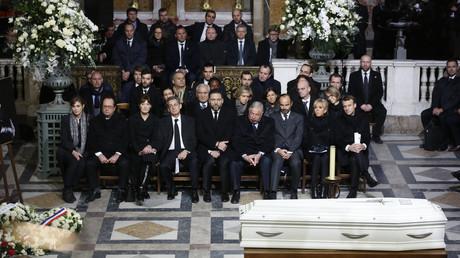 De Valls à Philippot en passant par Morano : nouveau concert d'hommages pour Johnny