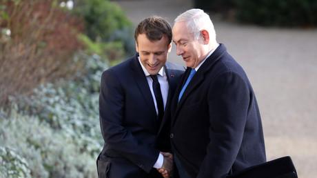 Emmanuel Macron et Benjamin Netanyahou ont souhaité consolider l'amitié entre la France et Israël