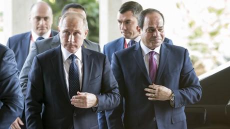 Au Caire, Poutine estime que la décision de Trump sur Jérusalem peut «provoquer un conflit» (VIDEO)