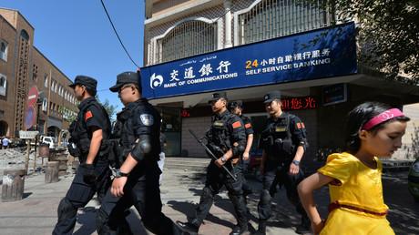 La Chine collecte l'ADN dans sa région à majorité musulmane