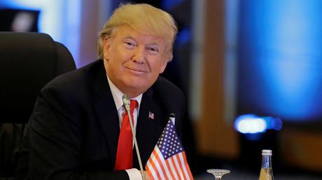Le président américain Donald Trump (image d'illustration)