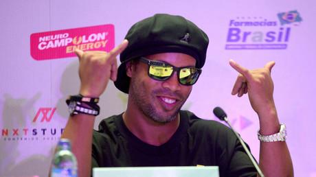 Ronaldinho, futur candidat au Sénat pour un parti d'extrême droite brésilien ?