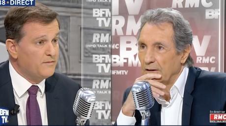 Des migrants «dans ma cuisine» ? : Aliot et Bourdin s'écharpent sur la crise migratoire (VIDEO)