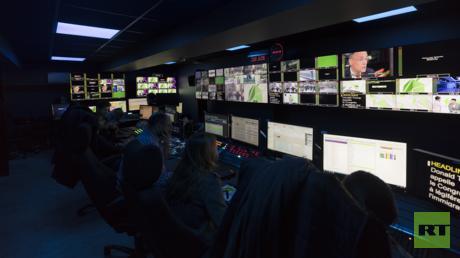 Lancée le 18 décembre, la nouvelle chaîne RT France s'est retrouvée au cœur de la polémique