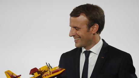 A cause du vol polémique Tokyo-Paris, Macron renoncerait à commander son «Air Force One» avant Noël