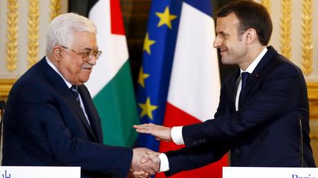 Emmanuel Macron sur le conflit israelo-palestinien : «Les Américains sont marginalisés» (VIDEO)