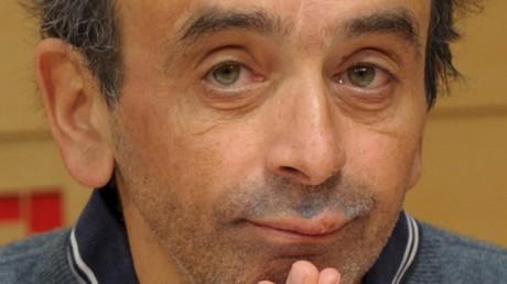 Philippe Zemmour dans les studios de RTL en février 2012, illustration