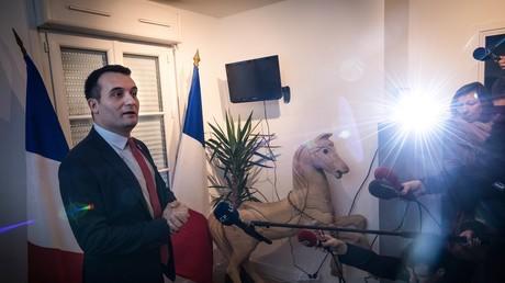 «Ils ne savent plus où ils habitent» : Florian Philippot juge le FN comme un «adversaire politique»