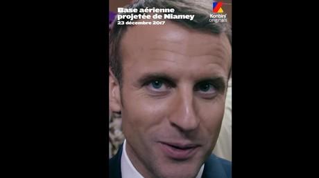 La vidéo polémique d'Emmanuel Macron, interviewé par une responsable en communication de Konbini