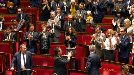 Des élus La République en marche (LREM), image d'illustration