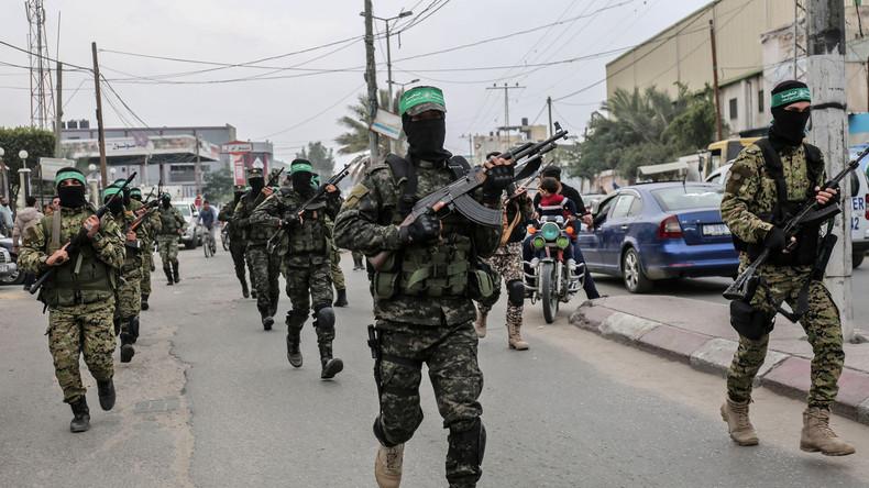 La branche égyptienne de Daesh déclare la guerre au Hamas dans une vidéo