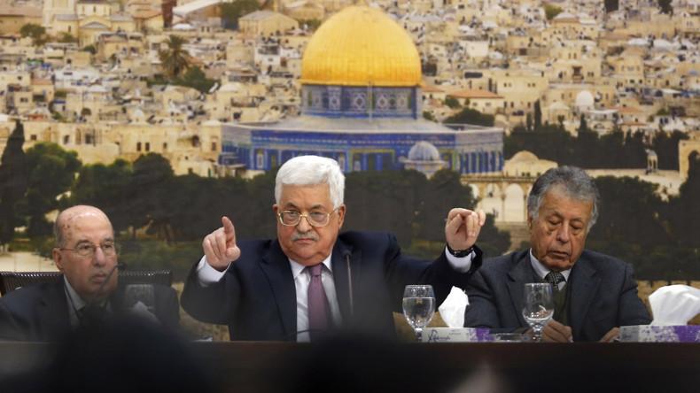 Pour Mahmoud Abbas, l'offre de paix israélo-palestinienne de Trump, est la «claque du siècle»