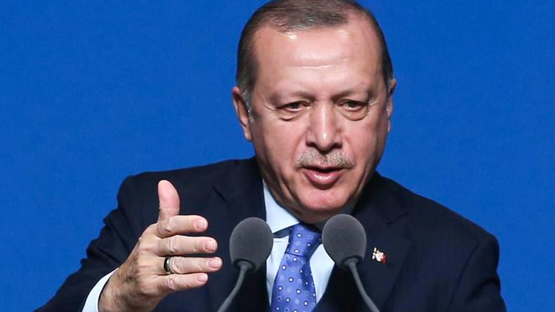 «Depuis combien de temps êtes-vous en Afghanistan ?» Erdogan réplique aux déclarations US sur Afrin