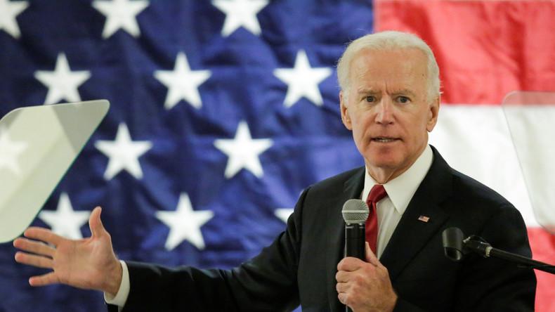 «Vous devez le faire»: Biden se vante d'avoir contraint des Européens réticents à sanctionner Moscou