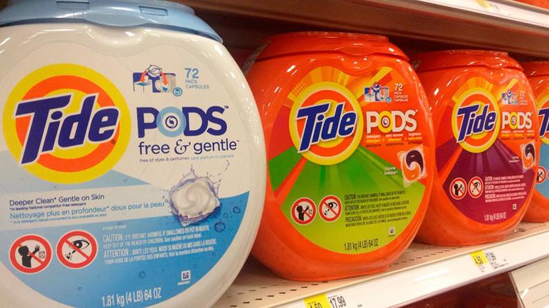 «Tide Pod challenge» : un défi absurde pousse les adolescents américains à ingérer de la lessive