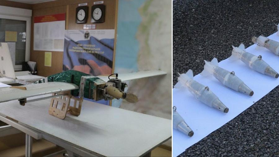 Syrie : la présence d'un avion US à proximité d'une attaque de drones, une «étrange coïncidence» ?