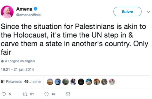 Epinglée pour ses tweets contre Israël, l'égérie voilée de L'Oréal au Royaume-Uni démissionne