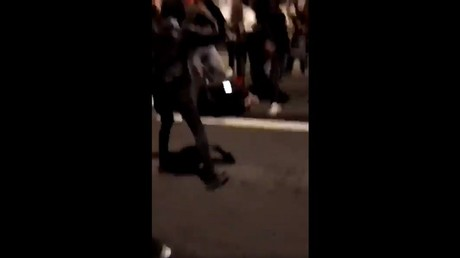 Une policière au sol a notamment été rouée de coup par une dizaine d'individus, lors du réveillon de Nouvel An à Champigny-sur-Marne