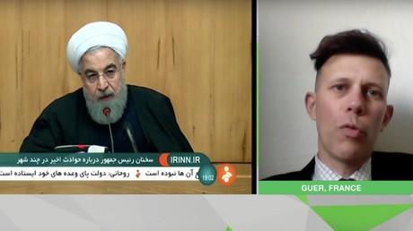 Flichy de la Neuville : Hassan Rohani a «ouvert le dialogue» mais va devoir jouer serré (VIDEO)