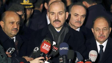 Le ministre turc de l'Intérieur critiqué pour avoir appelé à «briser les jambes» des dealers