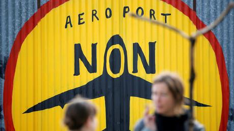 Fake news ou scoop ? Le projet d'aéroport de NDDL abandonné selon Bourdin, l'Elysée dément
