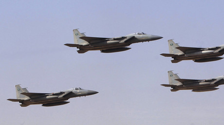 Les houthis disent avoir abattu un avion de la coalition arabe, Riyad déplore un problème technique