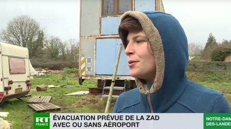 Notre-Dame-des-Landes : évacuation ou non, les militants déterminés à occuper la ZAD