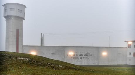Prison de Vendin-le-Vieil.